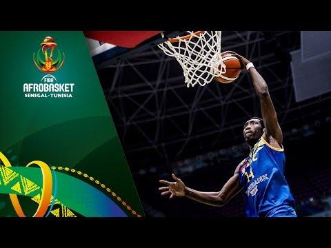 Cote d'Ivoire v DR of Congo - Full Game - FIBA AfroBasket 2017