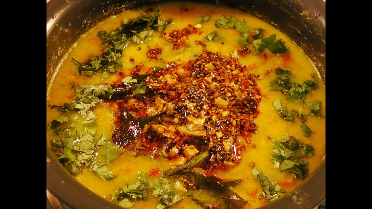 Mix Dal Tadka - YouTube