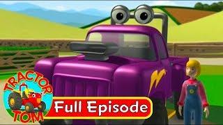 Tractor Tom | Season2 | Episode 19 - Rev the Hero | Truck Cartoon
