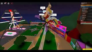 Roblox - TREM DO TERROR (Vision Park)