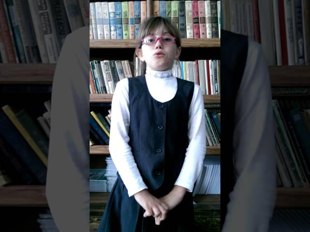 Изображение предпросмотра прочтения – АлександраПестерёва читает произведение «Свинья под дубом» И.А.Крылова