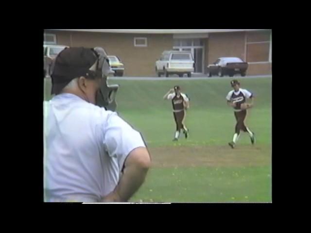 NCCS - MAI Baseball  5-17-86