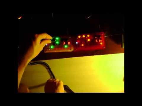 Drum&Organ&Pizzicato Jam (Bastl Microgranny's + samples)