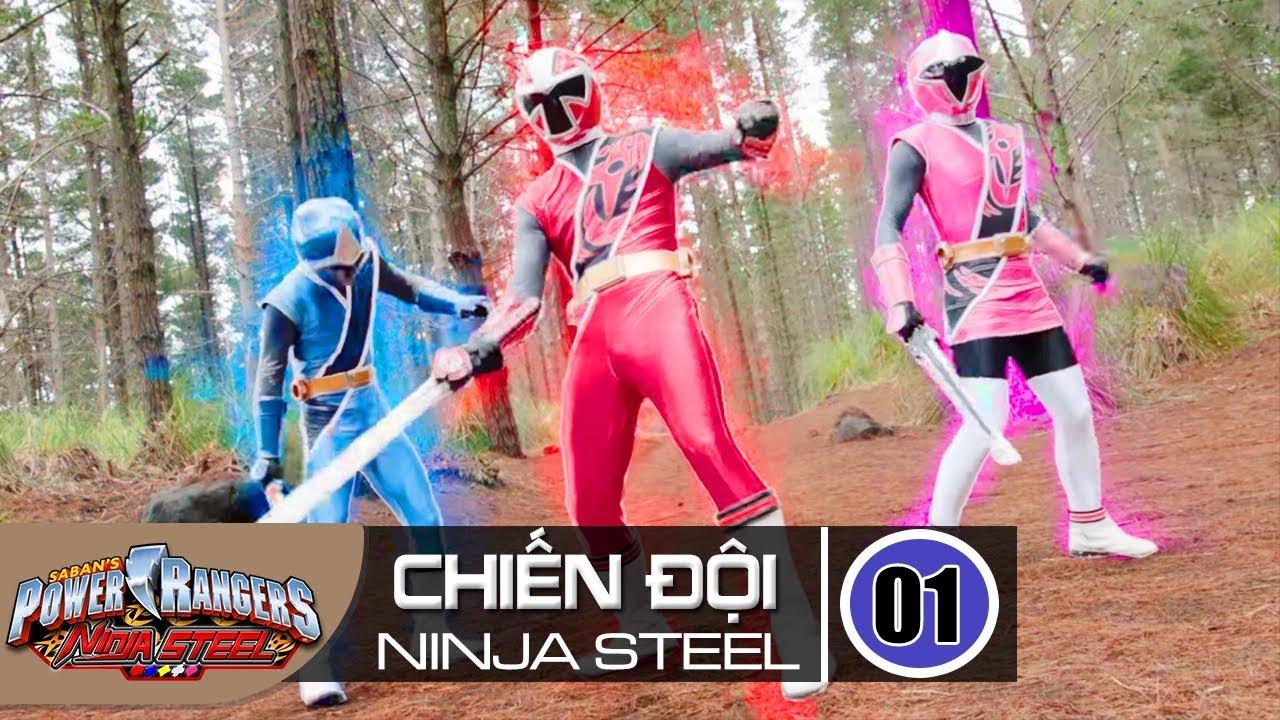 Siêu Nhân Chiến Đội Ninja Steel Tập 1 : Sự Trở Lại Của Ninja