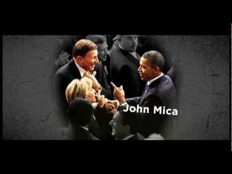 "John Mica, ""Cheerleader"""