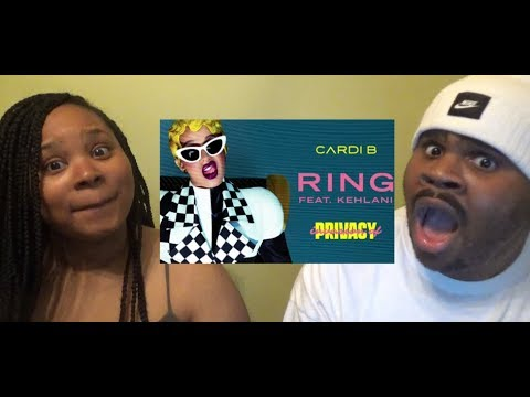CARDI B - RING FT KEHLANI - REACTION