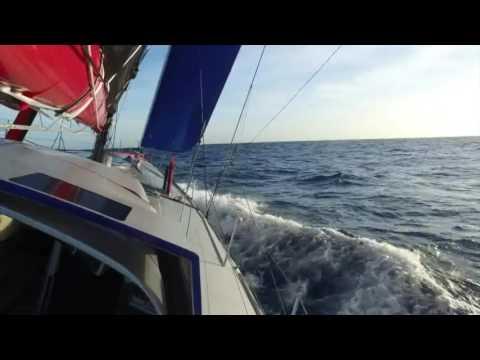 J15 : Onboard Spirit of Yukoh with Kojiro Shiraishi / Vendée Globe