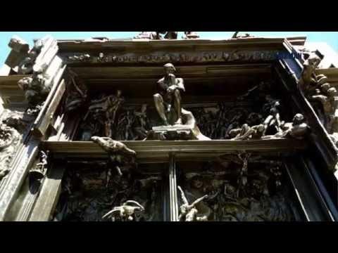 """Violante nos abre """"Las Puertas del Infierno"""" de Auguste Rodin"""