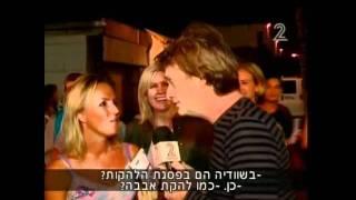 Roxette played Apartheid Israel on 22 October 2011