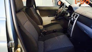 Анонс новых идей для ВАЗ 2115. Перетяжка сидений + Электронное управление печкой.