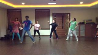 iddarammayilatho song top lesi poddi ( zumba fitness with VJ)
