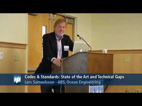 Codes & Standards: State of the Art and Technical Gaps - Lars Samuelsson