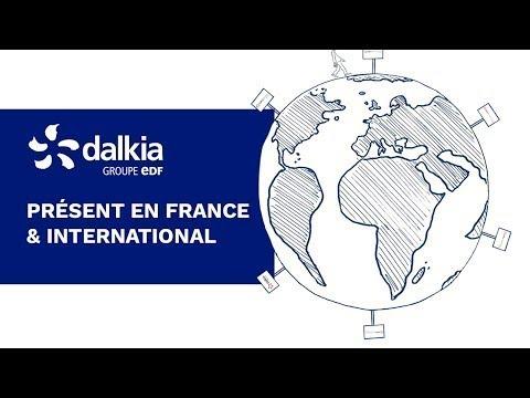 Dalkia se déploie en France et à l'international | Dalkia