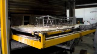 How a windscreen is manufactured - National Auto Glass