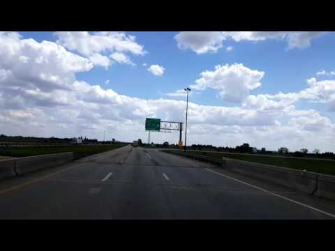 BigRigTravels LIVE! - Rochelle, IL to Crawfordsville, IN - May 18, 2016