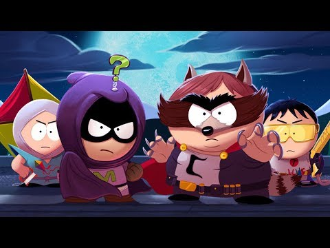 VIEL SPASS IM STRIPCLUB 🎮 SOUTH PARK: THE FRACTURED BUT WHOLE