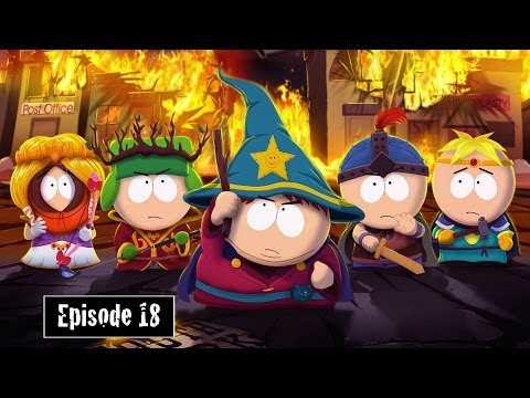 (Mr. Hanky's Nuggets) South Park - The Stick of Truth / Let's Play 18