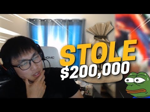 STORY TIME - How someone stole $200,000 from me | Doublelift Kai'Sa Penta