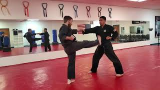 One Step Sparring - 5&6