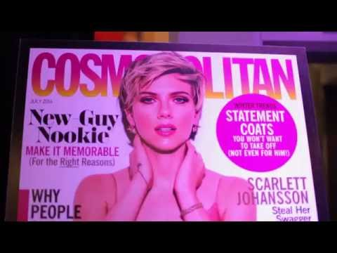 Cosmo Cover Girl - Cape Town