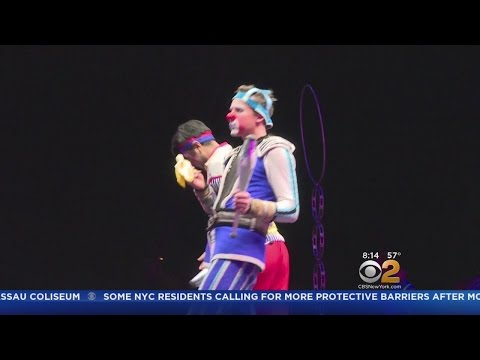 Ringling Brothers Circus Puts On Final Show Sunday