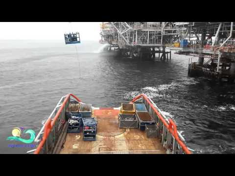 Offshore Timelapse #3 - Cargo Operations