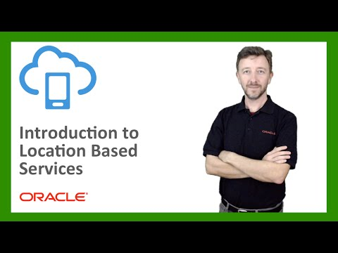 MCS: 66. Introduction to Location Based Services