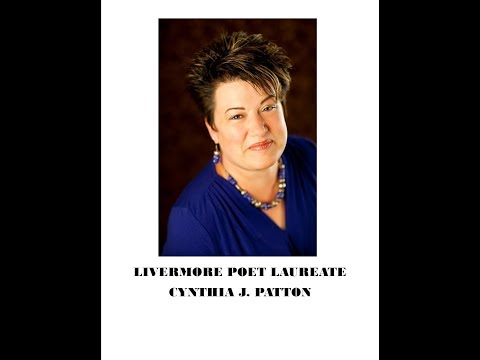 Livermore Poet Laureate Cynthia J. Patton Reads at the Livermore Public Library