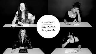 Joan Of ART – Stay Please, Forgive Me (Deep Mix)
