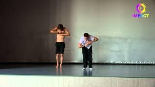 Blake MCGRATH and Alexander Leshchenko ( Choreography by Blake McGrath)