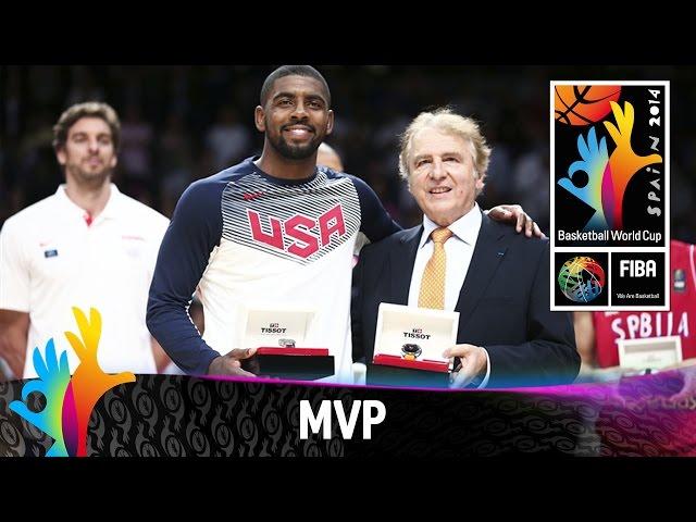 e4562f25e7ba Throwback Thursday  Kyrie Irving at the 2014 FIBA World Cup