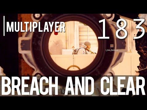 [183] Breach and Clear (Let