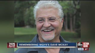 WQYK radio host Dave McKay found dead in St. Petersburg home