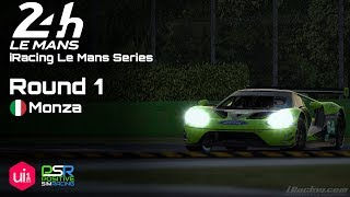 PSR Live from iLMS Round 1 @  Monza with Ford GTE 13.12.2018 19:00 GMT