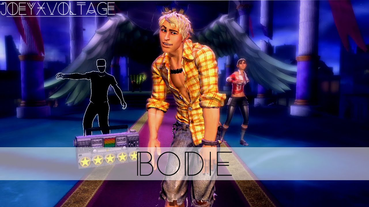 """Dance Central 3 """"You Make Me Feel"""" (Bodie) 5 Gold Stars ... - photo #32"""