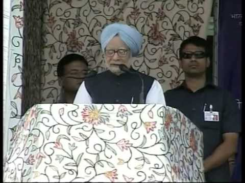 PM, Sonia Gandhi inaugurate Banihal-Qazigund rail link