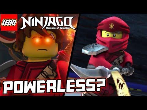 Ninjago: Kai is Powerless FOREVER? 🚫🔥