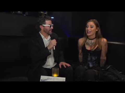 Interviewing Sapphire Feature Entertainer Kleio Valentien @KleioValentien LIVE on The Hot Seat!