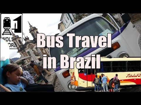 Visit Brazil - Bus Travel in Brazil