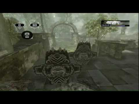Gears Of War 2 (GoW2)Glitches Barrier Breaker Swap Cover (4 Ways) Tutorial