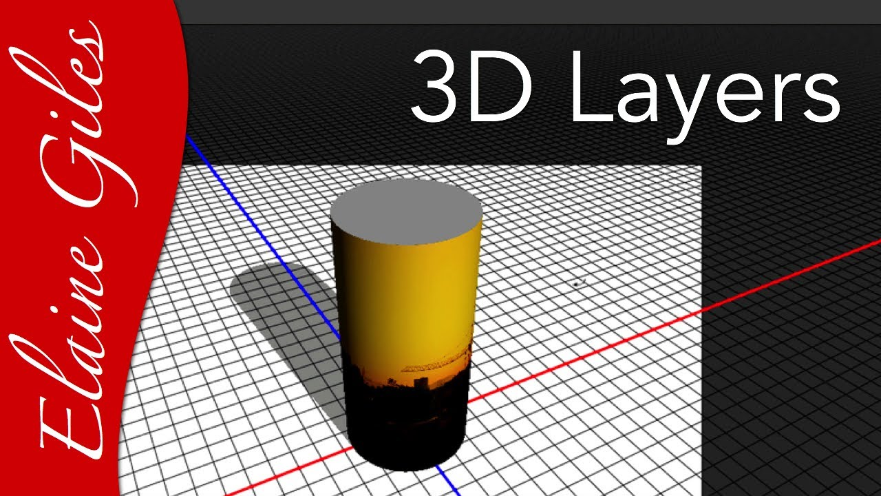 Photoshop tutorial 3d layers youtube baditri Image collections