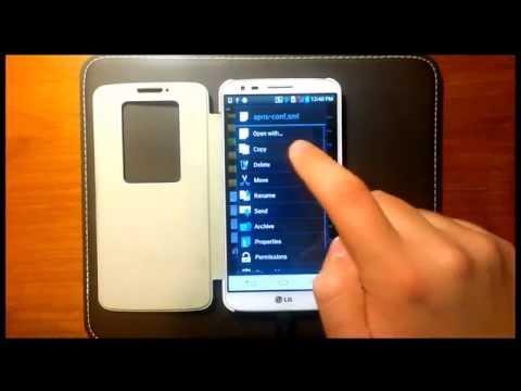 HOW TO UNLOCK GSM LG G2 SPRINT LS980!!
