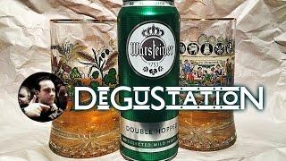 """DeGu•StatioN #35 ► Warsteiner """"Double Hopped"""""""