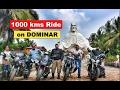 1000 Kms on Dominar - Triumph - Kawasaki - Beneli - Drone - Mangalore - Kapu - Udupi