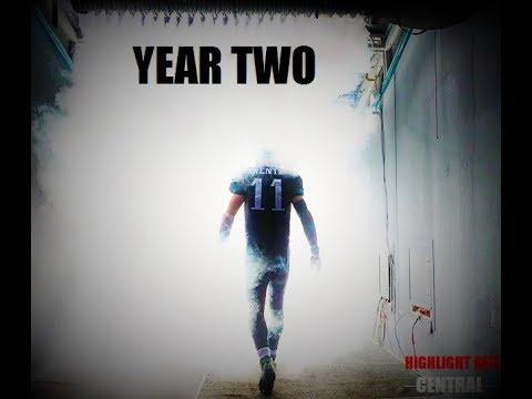 """Carson Wentz I """"Year Two"""" I Full Season Highlights I 2017-2018 I ᴴᴰ"""