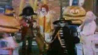 Game | The Making of a McDonalds Commercial 1973 | The Making of a McDonalds Commercial 1973