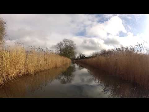 Kennet Canal Ride Pt1 of 3