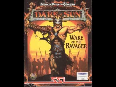 Dark Sun: Wake Of The Ravager - Character Creation Theme
