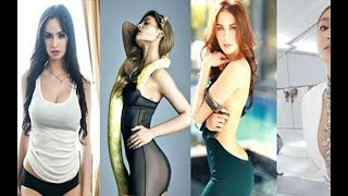 Look at the Top 25 Sexiest Female Celebrities According to FHM