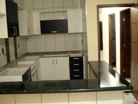 Minha cozinha depois de 03 meses acabamos de pintar a for Casas pintadas por dentro